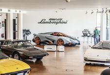 Fotospecial: Museo Lamborghini, Sant'Agata Bolognese