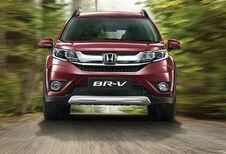 Honda BR-V: betaalbare SUV voor India