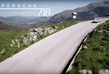 Video: Derek Bell jaagt Porsche 718 over Targa Florio