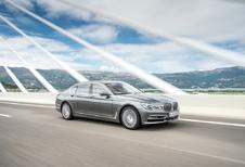BMW 750d met vier turbo's en 400 pk