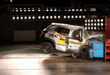 Lowcostauto's falen voor Global NCAP-tests