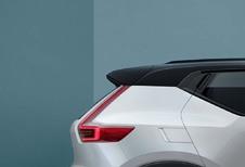 Volvo: twee conceptcars voor nieuwe 40-reeks