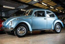 VW Kever te koop met 90 kilometer op de teller
