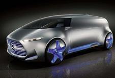 Mercedes pourrait créer une ligne électrique