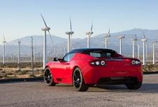 Tesla: binnenkort een nieuwe roadster