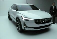 Volvo toont Concept 40.1 en 40.2: Gent, here we come
