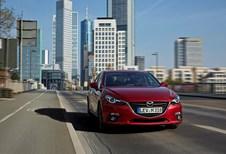 Mazda 3: nieuwe 1.5-dieselmotor met geluiddemper