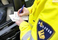 Verkeersovertredingen in Nederland blijven niet meer onbestraft
