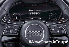 Audi A5: het interieur