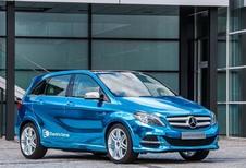 Mercedes: vier elektrische auto's in 2020