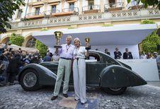 Villa d'Este : Coppa d'Oro pour une Lancia Astura