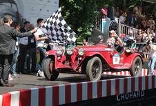 Mille Miglia: home run voor Brescia