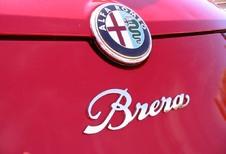 Alfa Romeo: terugkeer van de Brera?