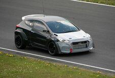 Hyundai : un mulet de la i30 Turbo aux 24 H du Nürburgring