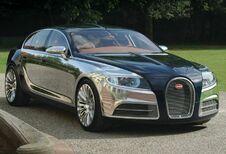 La Bugatti Galibier pas forcément aux oubliettes