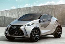 Lexus: cross-over vervangt binnenkort CT200h