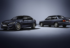 BMW M3: speciale reeks '30 Years M3'