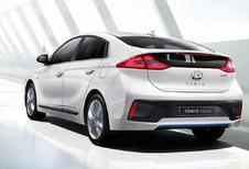 Hyundai Ioniq : augmentation d'autonomie programmée !