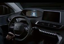 VIDEO - Nieuwe Peugeot 3008: het interieur