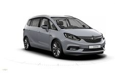 Opel Zafira Tourer : trop tôt sur un configurateur