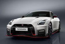 Nissan GT-R Nismo: facelift op Nürburgring