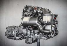 Mercedes : 3 milliards pour l'efficience des moteurs thermiques