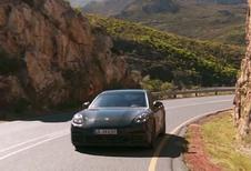 VIDÉO – Porsche Panamera : un avant-goût