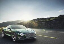 Une Bentley compacte pour bientôt
