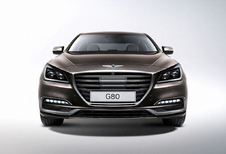 Hyundai Genesis wordt Genesis G80