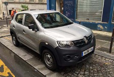Renault Kwid: toch ook in Europa?