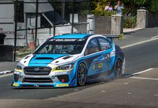 VIDEO - Ronderecord Isle of Man voor de Subaru WRX STi