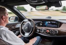 Meer dan 20 miljoen zelfrijdende auto's in 2035?