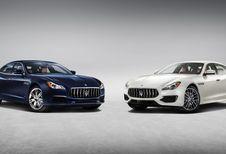 Maserati Quattroporte: facelift en nieuwe versies