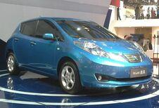 Nissan: goedkope elektrische auto's voor China