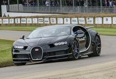 Bugatti Chiron: 460 km/u als doel