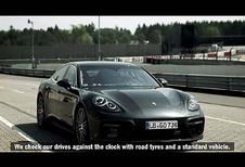 Porsche Panamera: nu al record op Nürburgring
