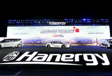 Hanergy: Chinese zonnewagens