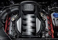 Audi : le nouveau V8 sera le dernier