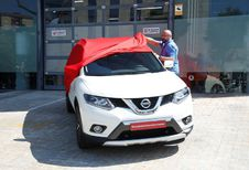 Nissan a vendu un X-Trail via Twitter