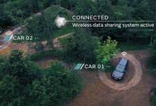 VIDEO - Land Rover test zelfrijdende terreinwagen