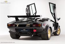 Hoeveel kost een Lamborghini Countach uit 1988?