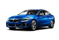 Officieel debuut voor de BMW 1 Reeks Sedan