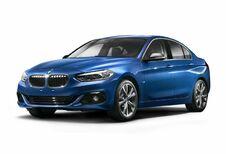 BMW 1-Reeks Sedan: voor China