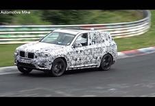 BMW X3 M : programmé pour 2018