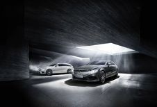 Mercedes CLS Coupé & CLS Shooting Brake: Final Edition