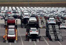 Europese automarkt opnieuw op volle toeren