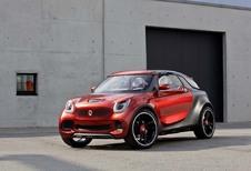Smart: binnenkort een SUV?