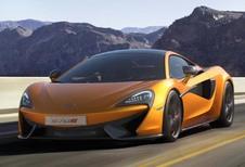 McLaren: 15 nieuwe modellen tegen 2022