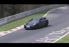 Porsche Panamera Shooting Brake: voor binnenkort