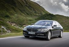 BMW 740e iPerformance: superluxueuze plug-inhybrides